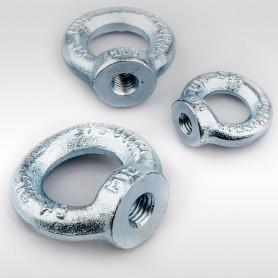 M10 Ringmuttern - Augenmuttern DIN 582 - WLL 0,23t - 230kg
