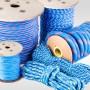 4mm Polypropylenseil blau 400m - PP Seil Polypropylen