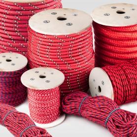 12mm Polypropylenseil rot - PP Seil (Meterware: 10m - 150m)
