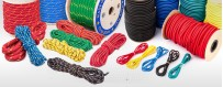 Textilseile: eine große Auswahl an Farben, Längen und Stärken